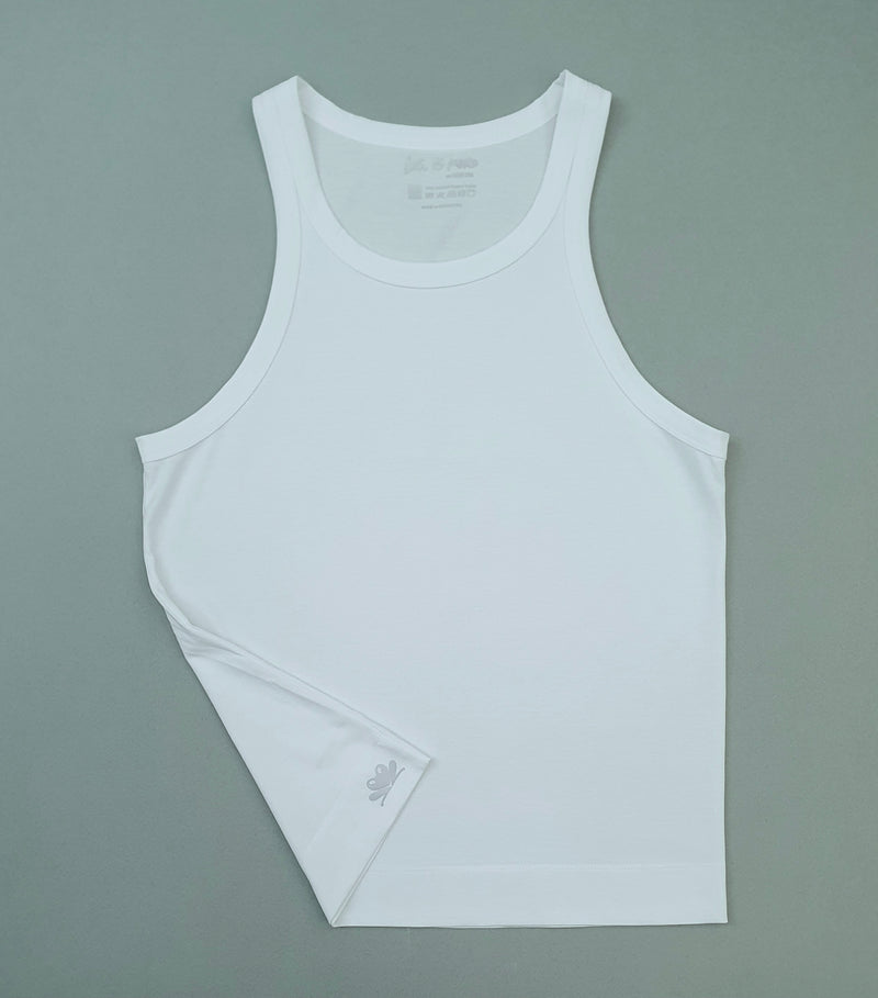 Les, Is More Ready-to-Wear Cotton Tank Top