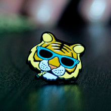 Load image into Gallery viewer, 'Tiger' Lapel Pin