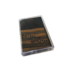 'Little Armenia' 10 Year Anniversary Limited Edition Cassette (Tape)