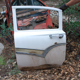 Ford  Custom 300 Fordor Sedan LH rear door 1957