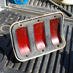 Ford Mustang tail light 67 68