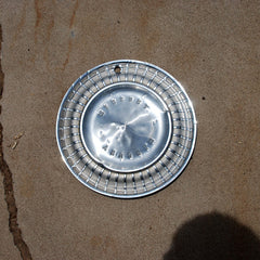 "Mercury Comet 14"" hubcap 1963 only"