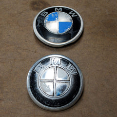 BMW Bavaria 71 72 73 74 75 76 E3 hood trunk emblems