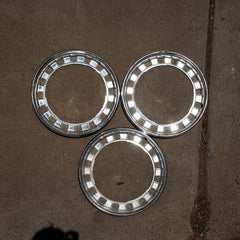 "Ford Mercury Beauty 14"" Rings 1960's"