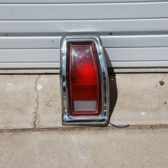 Plymouth Volare Wagon RH taillight 75 76 77 78 79