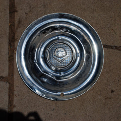 "Dodge Royal Custom Coronet 15"" hubcap 1955 only"