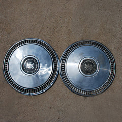 "Mercury Monarch Marquis 15"" hubcaps 75 76 77 78 79 80 81"