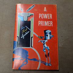 GM Power Plant Manual 1950's 1960's