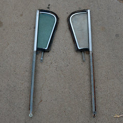 Oldsmobile Delta 88 Super 98 4 Door Sedan Front Vent Windows 59 60