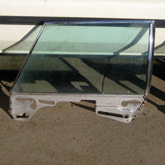 Imperial Crown Lebaron 4door hard top RH rear door glass 63 64 65