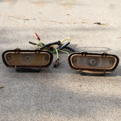 Dodge Coronet Charger bumper turn signals 1967 only