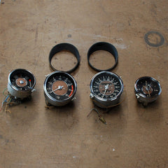 BMW 2000C 2000CS 65 66 67 68 69 instrument cluster gauges