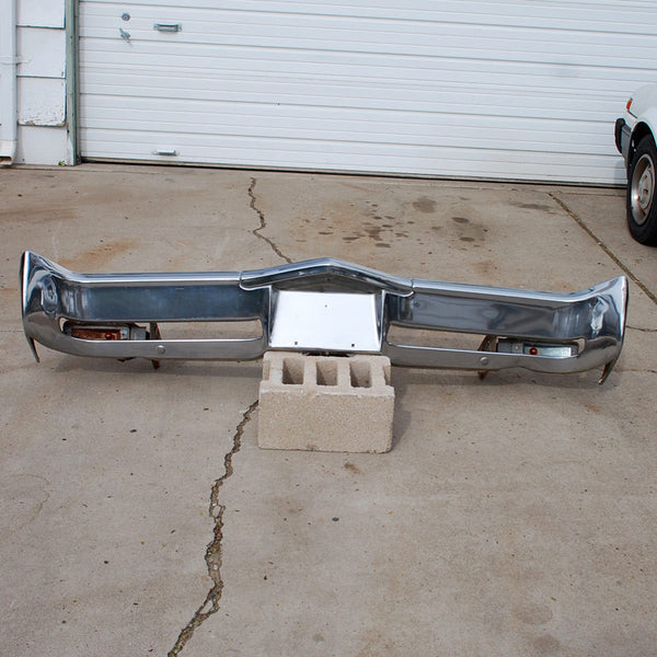 Chrysler 300 front bumper 1967 67 – Nostalgic Parts