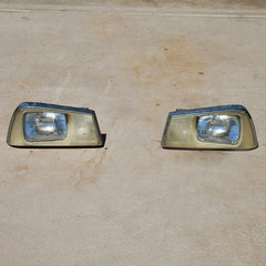 Peugeot 505 S Turbo headlights 84 85 86
