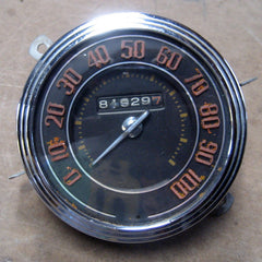 Ford Tudor Sedan Coupe Speedometer 46 47