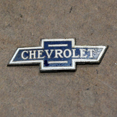 Chevrolet car grille badge 1921 1922 1923 1924