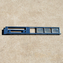 Chrysler Newyorker Windsor dash radio bezel 1954 only