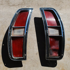 Ford LTD Country Squire Wagon tail lights 1971 only