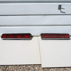 Mercury Cougar tail lights set 69