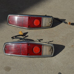 Datsun 510 68 69 70 71 72 wagon tail lights