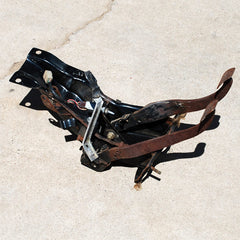 Toyota Celica 71 72 73 74 75 manual stick clutch pedals
