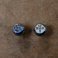 Chrysler Desoto park heater lever knobs 55 56