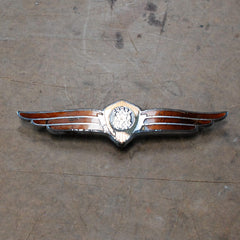 Dodge Brothers car trunk emblem 4dr sedan 36 37