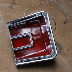Dodge Coronet Wagon RH tail light 1966 only