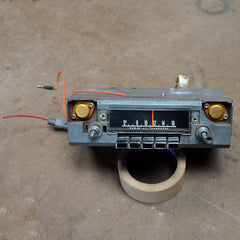 Chrysler New Yorker 300 Dodge Monaco Polara AM radio 65 66 67