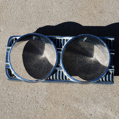 Chrysler Newport RH headlight bezel 1971 only
