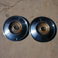"Chrysler Newport 14"" hubcaps 1966 only"