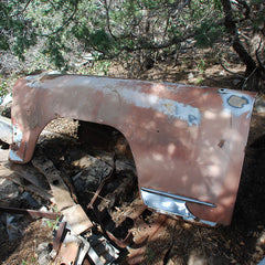 Chrysler Imperial New Yorker LH fender 53 54