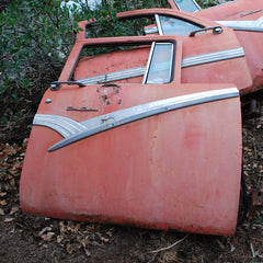 Ford  Fairlane Town Sedan RH  front door 55 56