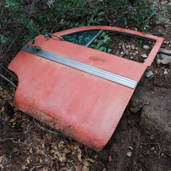 Ford  Fairlane Town Sedan RH rear door 55 56