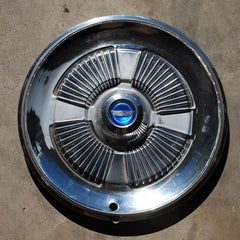 "Ford Galaxie 500 14"" hubcap 1965 only"