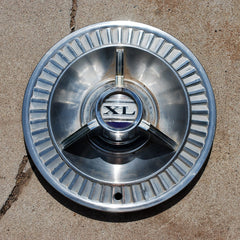"Ford Galaxie 500 XL 15"" hubcap 1964 65"