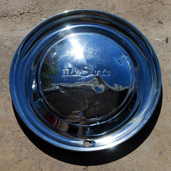"Desoto Custom Club Coupe S 13 15"" hubcap 49 50"