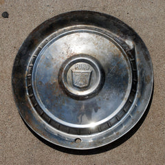 "Ford Crown Victoria 15"" hubcap 1954"