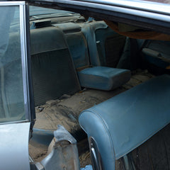 Imperial Crown 4 door Hard Top Rear Seat 57 58 59