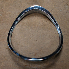 Desoto Chrysler headlight bezel ring 55 56