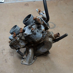 Peugeot 504 carb carburetors intake 70 71 72 solex