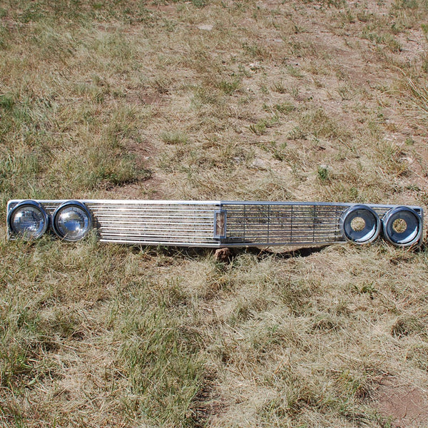 Chrysler Newport 68 Grille Grill 1968
