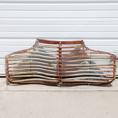 Chevrolet 1941 41 grille car grill