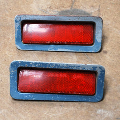 Dodge Coronet Superbee Plymouth Road Runner GTX Satilite rear side markers