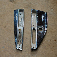 Chrysler Imperial Crown Door Handle Bezels 62 63 64 65 66