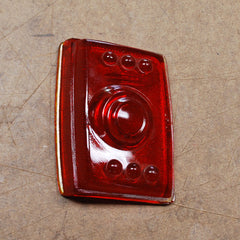 Dodge 42 1942 tail light lens Deluxe LH
