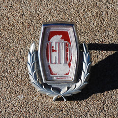 Ford LTD roof side emblem pillar 73 74 75