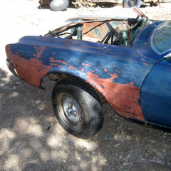 AMC Javelin SST AMX LH Front Fender 1970 only