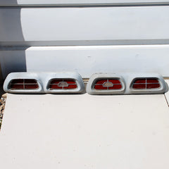 Mercury Comet Montego 70 71 72 tail lights
