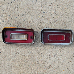 Dodge Dart Tail Light Lens 71 72